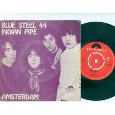 AMSTERDAM Blue Steel 44 (Polydor 2050005) Holland 1970 PS 45