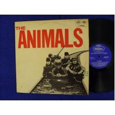 ANIMALS Same (EMI Regal SREG 1104) UK 1964 LP