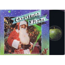 Various PHIL SPECTOR'S CHRISTMAS ALBUM (Apple) UK 1972 LP