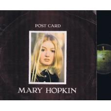 MARY HOPKIN Post Card (Apple APCOR 5) UK 1969 MONO LP