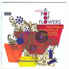 Various A POT OF FLOWERS (Big Beat) UK CD
