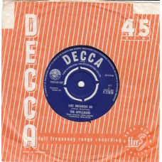 APPLEJACKS Like Dreamers Do (Decca) UK 1964 CS 45