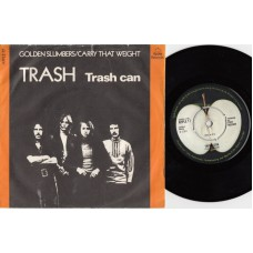 Apple 17 TRASH Golden Slumbers.. UK 1969 Swedish PS 45