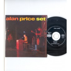 ALAN PRICE SET Bare Footin' +3 (Decca) French EP CD
