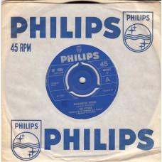 ATTACK Washington Square (Philips) UK 1967 45