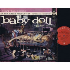 BABY DOLL Soundtrack (Columbia) USA 1956 LP