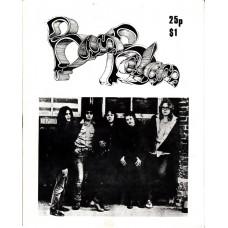 BAM BALAM #05 - Brian Hogg's 1979 Fanzine