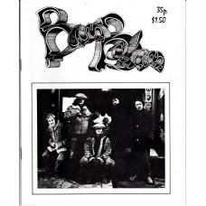 BAM BALAM #10 - Brian Hogg's 1979 Fanzine