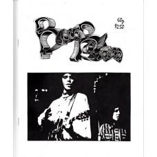 BAM BALAM #14 - Brian Hogg's 1979 Fanzine