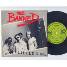 BANNED Little Girl / CPGJ's (Harvest HAR 5145) UK 1977 PS 45