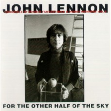 JOHN LENNON For The Other Half Of The Sky (No Label) CD