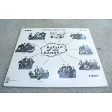 Various BATTLE OF THE BANDS (Onyx 80689) USA LP
