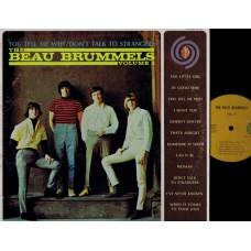 BEAU BRUMMELS Volume 2 (Autumn) USA 1965 Mono LP