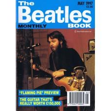 BEATLES Monthly Book 1997-05 Magazine