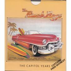 BEACH BOYS The Capitol Years (Capitol) Australia 4CD Box
