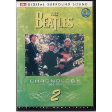 BEATLES Chronology 1962-1970 Part 2 DVD