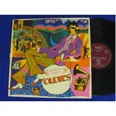 BEATLES A Collection Of Beatles Oldies (Amiga) DDR 1974 LP