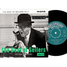 PETER SELLERS The Best Of No.3 (Parlophone GEP 8809) UK 1958 PS EP