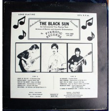 BLACK SUN ENSEMBLE (Pyknotic) USA 1985 LP