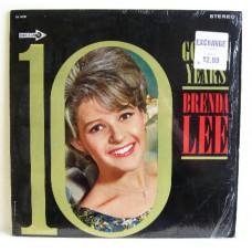 BRENDA LEE 10 Golden Years (Decca) USA 1966 LP