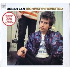 BOB DYLAN Highway 61 Revisited (Columbia) USA 180 gram LP