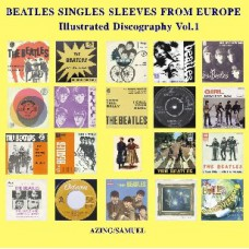 BEATLES Discographies Vol.1 - Single Sleeves From Europe