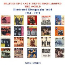 BEATLES Discographies Vol.4 - EP's And Sleeves From Around The