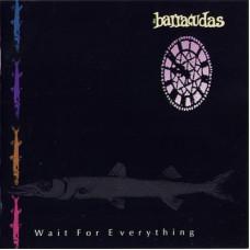 BARRACUDAS Wait For Everything (Cargo) UK CD