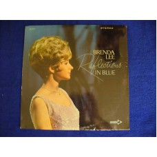 BRENDA LEE Reflections in Blue (Decca) USA 1967 Sealed LP