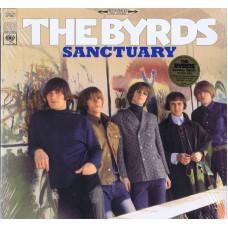 BYRDS Sanctuary (Sundazed) USA 1965-67 LP