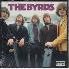 BYRDS Cancelled Flytes (Sundazed) USA 5 Single Boxset