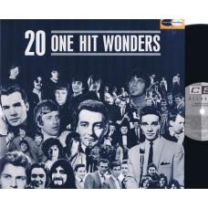 Various 20 ONE HIT WONDERS (C5) UK 1982 Comp. LP