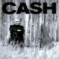 JOHNNY CASH - Unchained (American Recordings 39742-2) US 1994 CD