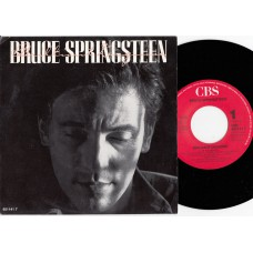 BRUCE SPRINGSTEEN Brilliant Disguise (CBS) Holland 1987 PS 45