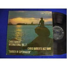 CHRIS BARBER Barber In Copenhagen (Metronome) Denmark 1960 LP