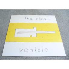 CLEAN Vehicle (Rough Trade) UK 1990 LP