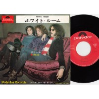 CREAM White Room / Those Were The Days (Polydor DP 1601) Japan PS 45