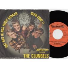 CLUNGELS, THE Dat Had Ik Nooit Gedaan (Artone) Holland 1966 PS 4