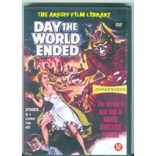 DAY THE WORLD ENDED (Arkoff Film Library)