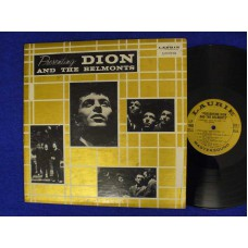 DION AND THE BELMONTS Presenting (Laurie 1002) USA 1959 LP