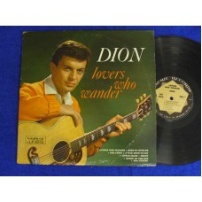 DION Lovers Who Wander (Laurie) USA 1962 Mono LP