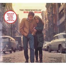 BOB DYLAN The Freewheelin' (Columbia) USA 180 Gram LP