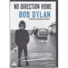 BOB DYLAN No Direction Home (Paramount) UK 2 DVD Set
