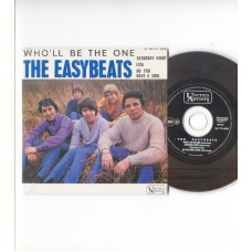 EASYBEATS Who'll Be The One +3 (United Artists) French EP CD
