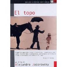 EL TOPO (Alejandro Jodorowsky) Italy PAL DVD