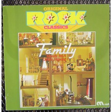 FAMILY Music In A Doll's House (Warner Midi 24018) Germany 1974 issue of 1968 LP