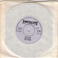 CHRIS FARLOWE Ride On Baby / Headlines (Immediate 038) UK 1966 45