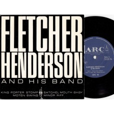 FLETCHER HENDERSON Moten Swing +3 (ARC) UK 1965 EP