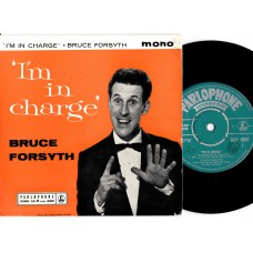 BRUCE FORSYTH I'm In Charge EP (Parlophone) UK PS EP