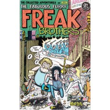FABULOUS FURRY FREAK BROTHERS (Rip Off Press Inc.) Nr.02